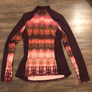 PrAna workout jacket size medium